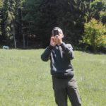Marco, il fotografo ufficiale!